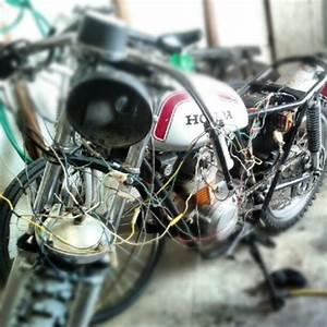 1973 Honda Sl125  Won U0026 39 T Start