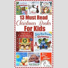 13 Must Read Christmas Books For Kids  Six Sisters' Stuff