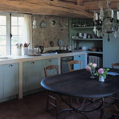 cuisine ancienne photo cuisine ancienne quand la cuisine rustique devient chic