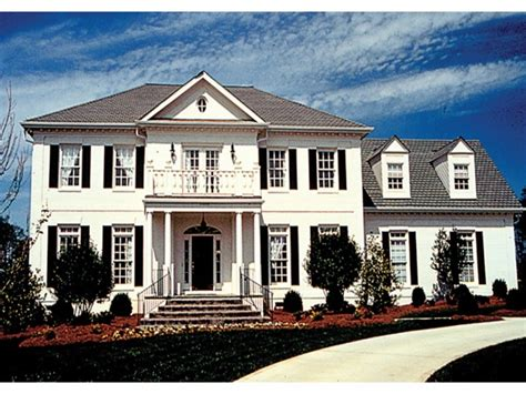 small colonial house plans federal colonial house plans savannah house plans treesranchcom