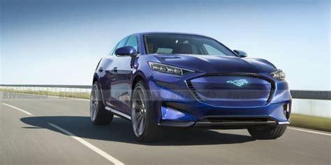 ford mach   electric suv car reviews news