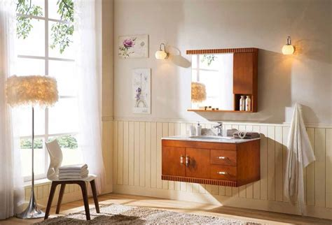European Style Bathroom Vanities by Oem European Style High End Bathroom Vanities Brown Color