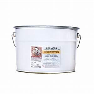Badigeon Chaux Exterieur : ecobati produit badigeon a l 39 huile de lin 10 l ~ Premium-room.com Idées de Décoration