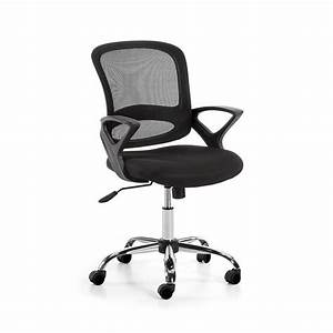 Chaise Pour Bureau : chaise de bureau pivotante et roulettes tangier par ~ Teatrodelosmanantiales.com Idées de Décoration