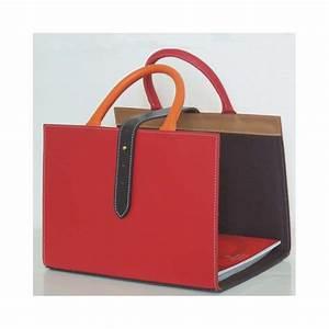 Porte Revue Design : porte revue design cuir ~ Melissatoandfro.com Idées de Décoration