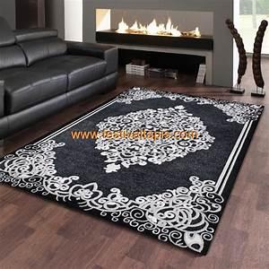 tapis salon design pas cher elegant tapis marocains pour With tapis couloir avec plaid grande taille pour canape