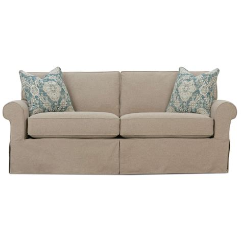 rowe nantucket 2 cushion sofa rowe nantucket two seat casual sofa with rolled arms