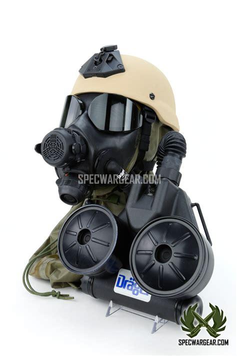 chem bio gas mask   powered air purifying