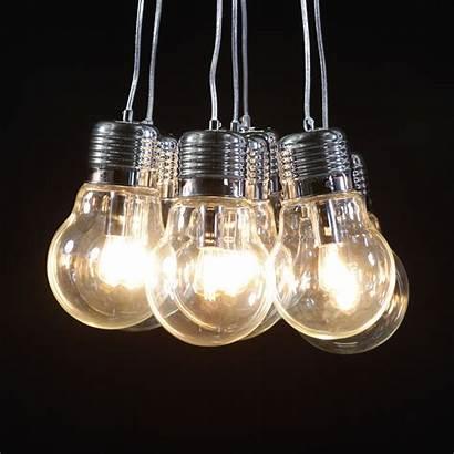 Chandelier Bulb Cluster Oversized French Lighting