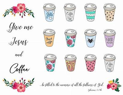 Bible Journaling Stickers Clip Without Prayer Journal