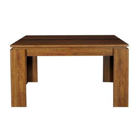 table carree salle a manger table de salle 224 manger carr 233 e lucas coloris c achat vente table a manger seule table de