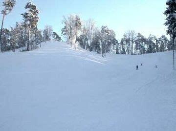 ski station krzyzowa gora lidzbark warminski  wyciagipl