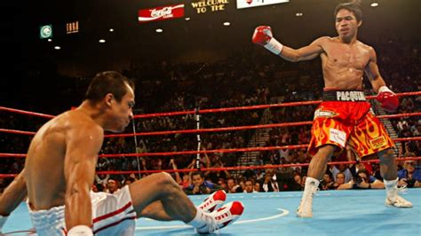 On This Day: Manny Pacquiao and Juan Manuel Marquez battle ...