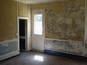peinture isolation maison enlever la colle neoprene sur un With peindre sur du platre ancien