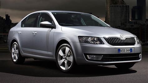 skoda octavia gains reversing camera  minor price