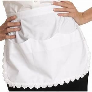 Tablier De Cuisine Pas Cher : tablier serveuse barmaid 3 poches tablier de serveur mylookpro ~ Teatrodelosmanantiales.com Idées de Décoration