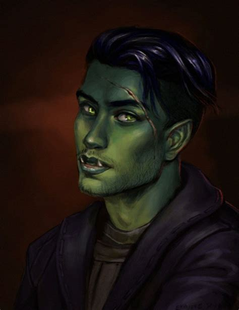Fjord Yuan Ti by Fjord By Elaineryanart On Twitter Critical Role