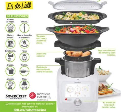 histeria  el robot de cocina de lidl el fin de la era