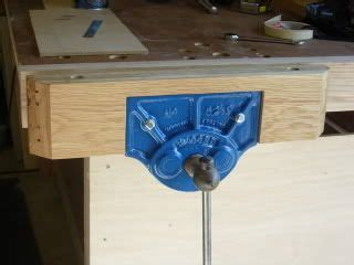 fitting record   woodworking vice workbench designs