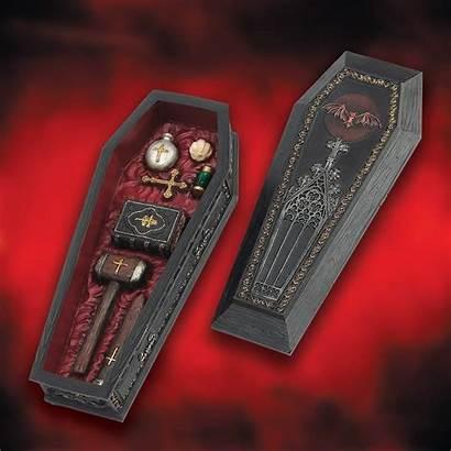 Vampire Coffin Slayer Kit Trinket