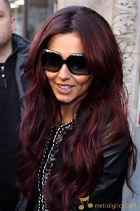 17 Best images about Violet Red Haircolor on Pinterest