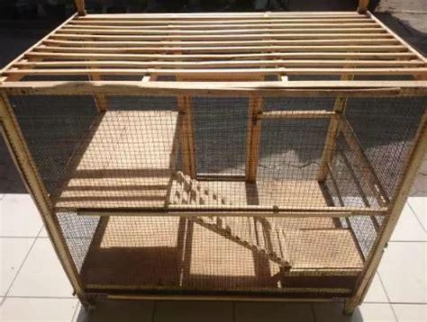 cara membuat kandang kucing dari kayu kucing co id
