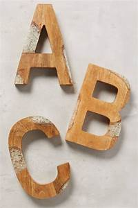 decorating with wooden letters With resin letters