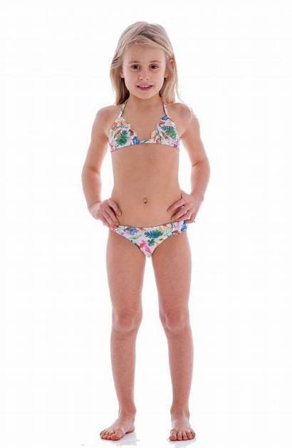 Bikini Triangle Laces Sliding Stars Swimsuits Brief