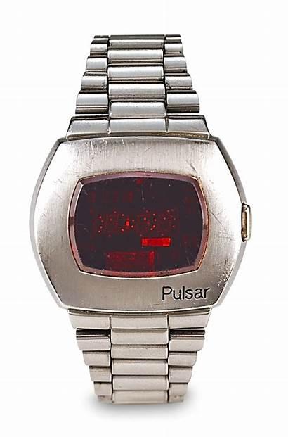 Hamilton History Company Popularmechanics Pulsar Watches 1970
