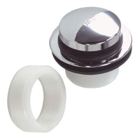 bathtub drain assembly home depot danco chrome tub drain assembly discontinued 9d00080912 at