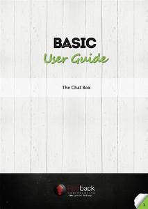 Basic User Guide