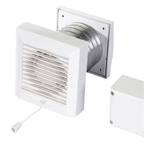 Akwp Bathroom Fan Integral Pull Cord