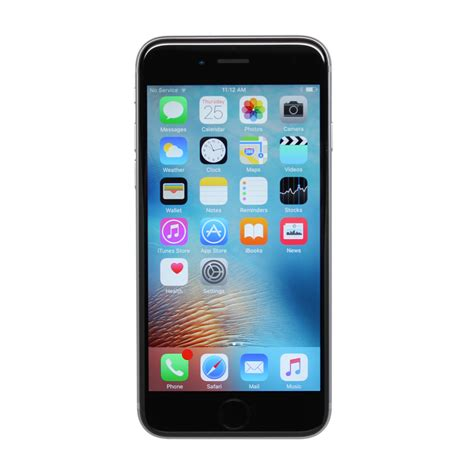 apple iphone 6s apple iphone 6s plus a1687 64gb smartphone verizon