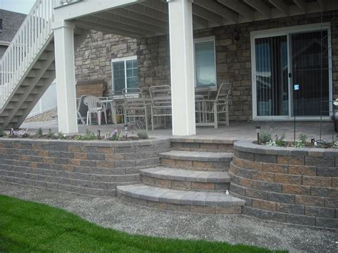front porch steps designs fresh green backyard garden design showing white lounge chair also greenery plants fence plus