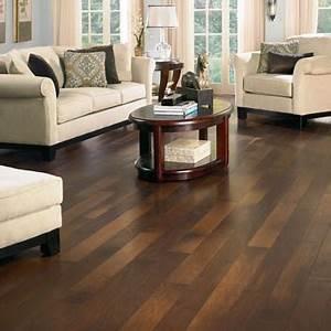 Living Rooms flooring idea : American Classics, Walnut