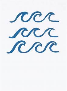 Ocean Wave Line Drawing - ClipArt Best