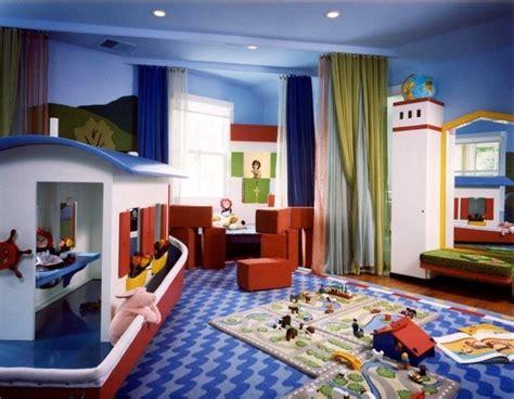 fun  colorful designs   childrens playroom