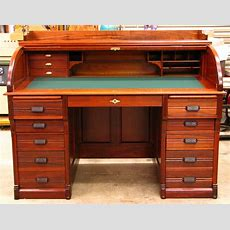 Restoring A Rolltop Desk Back To It's Former Glory  Aaron