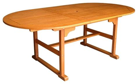 extendable patio dining table contemporary patio