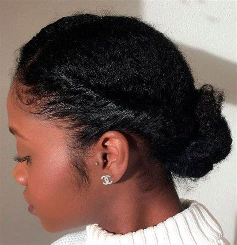 low natural haircuts 1000 ideas about black hairstyles updo on pinterest