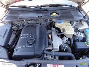 1999 Audi A4 1 8t Quattro Sedan 1 8 Liter Turbocharged Dohc 20