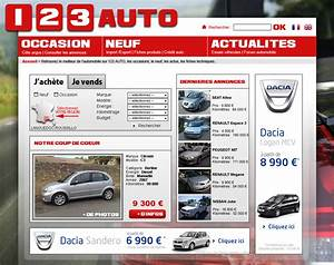 Site Achat Voiture Occasion : exemple site automobile modle pour la cration de site auto ~ Gottalentnigeria.com Avis de Voitures