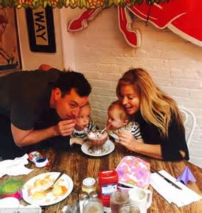 Jimmy Fallon And Wife Nancy Share Photo With Kids At Ice