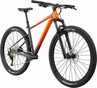 Cannondale Trail Bike Mountain Orange Impact 3q