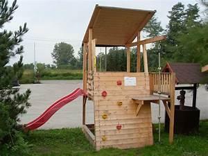 Cabane En Bois Pour Enfant : cabane pour enfants epic a picea abies bois blancs ~ Dailycaller-alerts.com Idées de Décoration