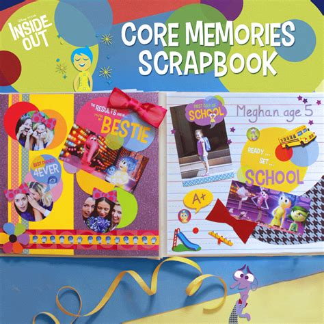 core memory scrapbook printables skgaleana