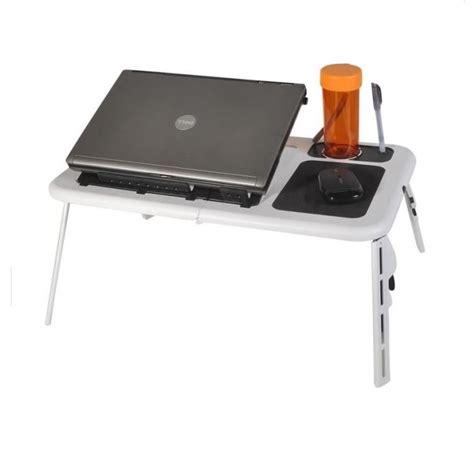 e table meja laptop meja laptop multifungsi ld09 black jakartanotebook