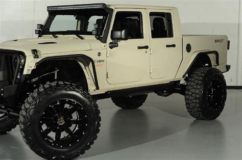 Jeep Wrangler Bandit 7 0 Hemi Supercharged Lifted Dallas