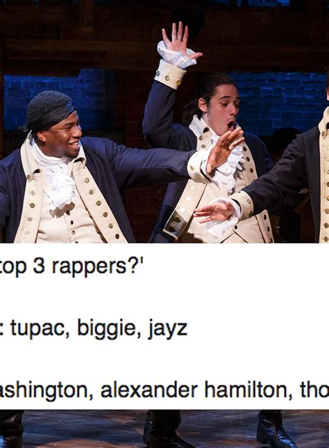 Hamilton Memes - 27 times the quot hamilton quot fandom had jokes buzzfeed fans and broadway