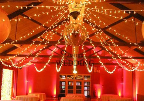 fashion wedding led lights decorations cold light
